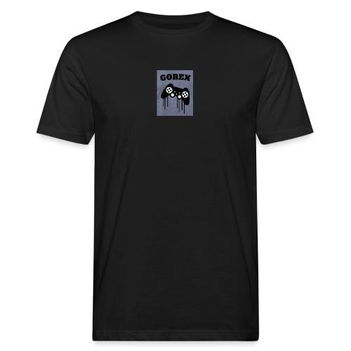 Logo GOREX con joypad - T-shirt ecologica da uomo