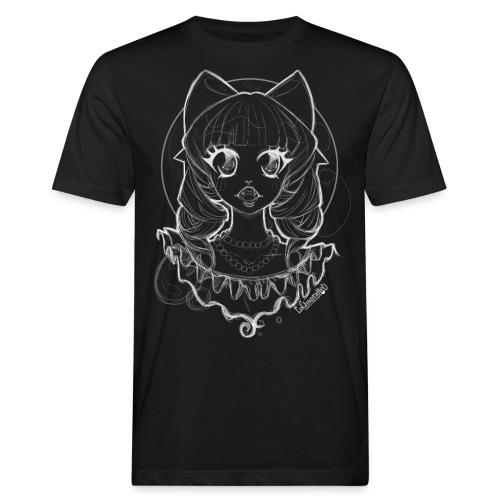 Vampier Lena wit EnChantalled png - Men's Organic T-Shirt
