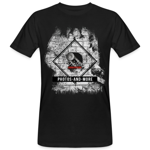 logo8 big scale 4x - Männer Bio-T-Shirt