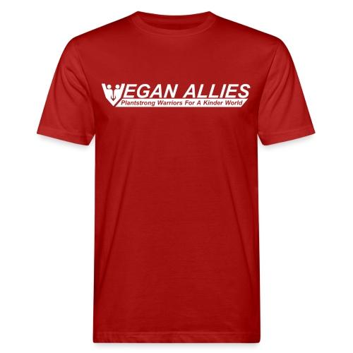 Vegan Allies - Men's Organic T-Shirt