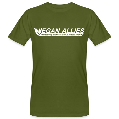 Vegan Allies - Men's Organic T-Shirt