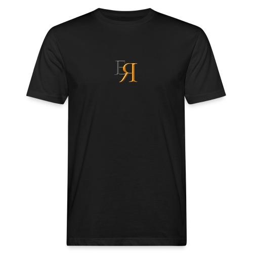 EnRakker Logo - Økologisk T-skjorte for menn