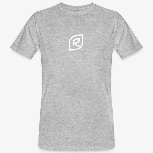Rblackvector - Mannen Bio-T-shirt