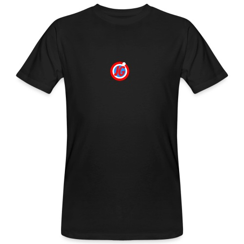 TEAM JG Logo top - Men's Organic T-Shirt