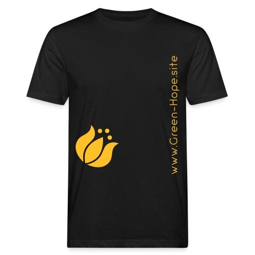 Logo GreenHope - T-shirt bio Homme