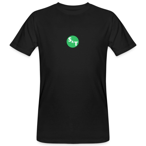 ST Main Logo - Men's Organic T-Shirt