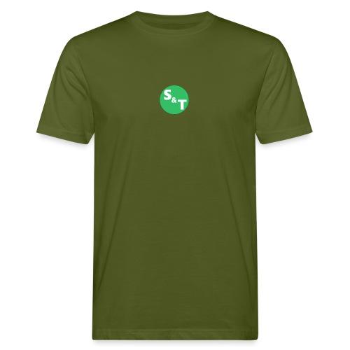 ST Main Logo - Men's Organic T-Shirt