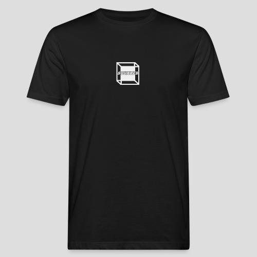 Squared Apparel White Logo - Men's Organic T-Shirt