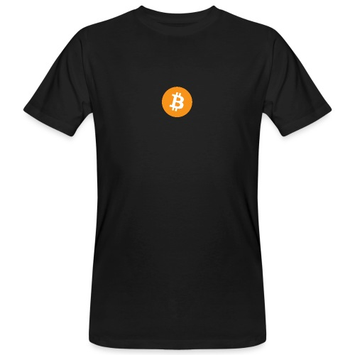 Bitcoin - Men's Organic T-Shirt