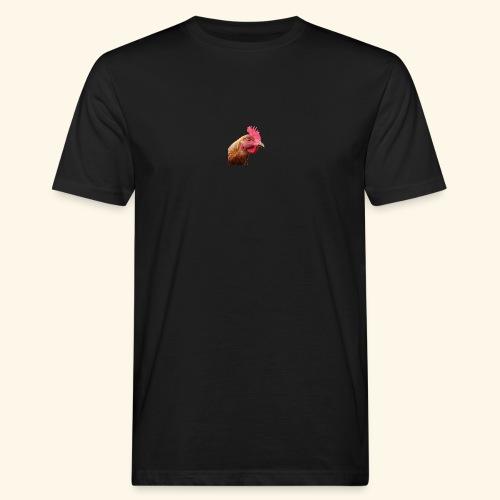 chicken - Miesten luonnonmukainen t-paita