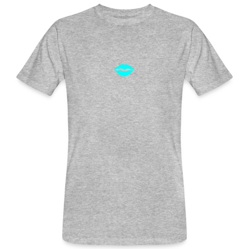 Blue kiss - Men's Organic T-Shirt