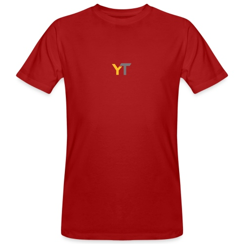 Yogii Tube - Men's Organic T-Shirt