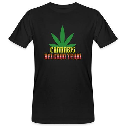 Cannabis Belgium team - T-shirt bio Homme