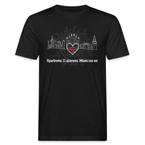 Milano Ti Amo - T-shirt ecologica da uomo