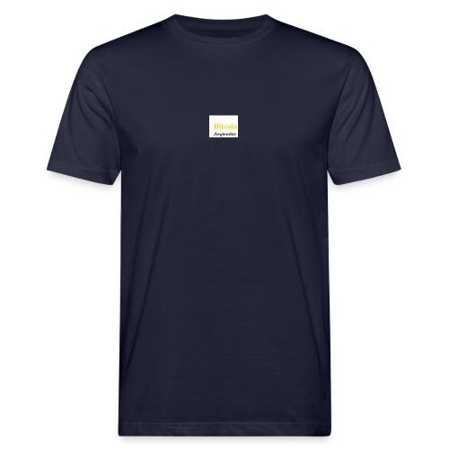 Naamloos - Mannen Bio-T-shirt