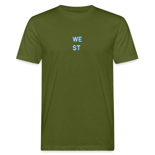 WEST LOGO - T-shirt ecologica da uomo