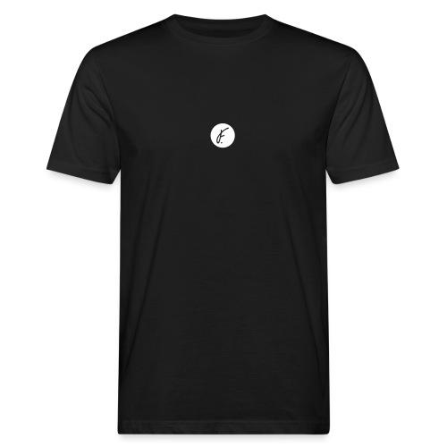 Field signet - Männer Bio-T-Shirt