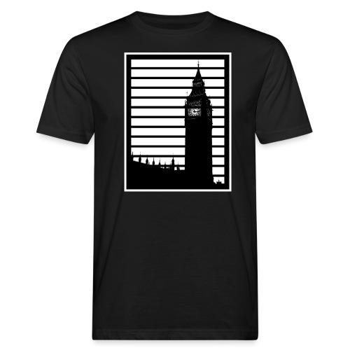 Elizabeth Tower - Men's Organic T-Shirt