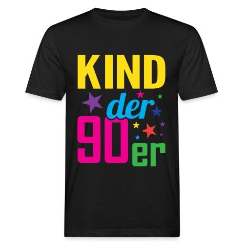 Kind der 90er Jahre 90s - Männer Bio-T-Shirt