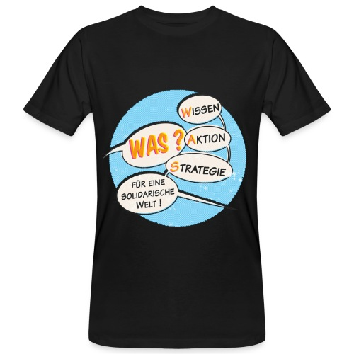 soak-15 - Männer Bio-T-Shirt