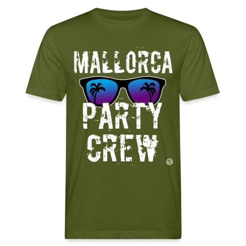 MALLORCA PARTY CREW Shirt - Dames Heren Dames - Mannen Bio-T-shirt