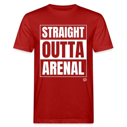 STRAIGHT OUTTA ARENAL Shirt - Malle Mallorca Shirt - Mannen Bio-T-shirt