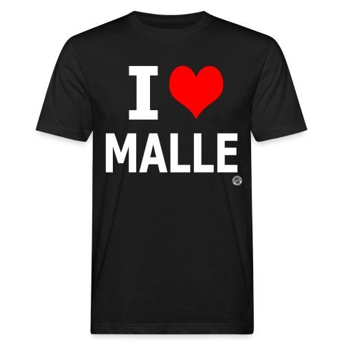 IK HOU VAN MALLE SHIRT Vrouwen Mannen Mannen - Mannen Bio-T-shirt