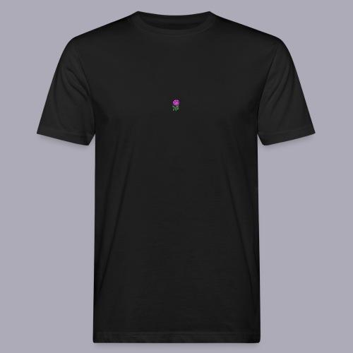 Landryn Design - Pink rose - Men's Organic T-Shirt