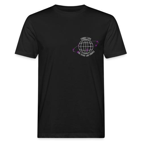 Where I Live The Stars Are Purple - Men's Organic T-Shirt