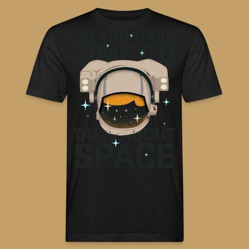 Time for Space - Ekologiczna koszulka męska