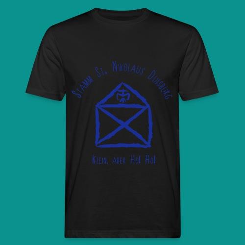 Sankt Nikolaus ohne Kreis - Männer Bio-T-Shirt