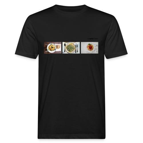 spagettye - Männer Bio-T-Shirt