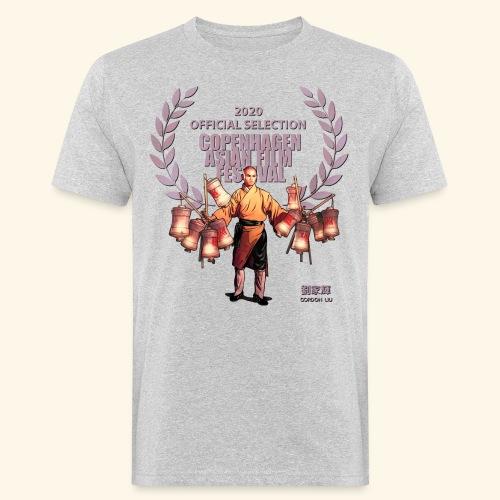 CAFF - Official Item - Shaolin Warrior 4 - Mannen Bio-T-shirt