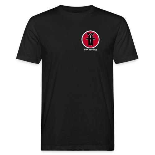 Funkenflug groß png - Männer Bio-T-Shirt