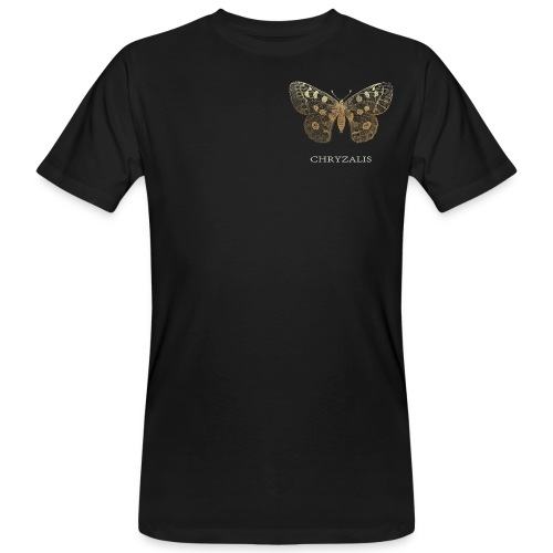 Chrysalis-transparent-PNG - T-shirt bio Homme