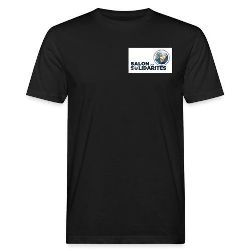 Salon Des Solidarités - T-shirt bio Homme