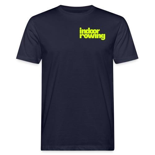 indoor rowing - Men's Organic T-Shirt