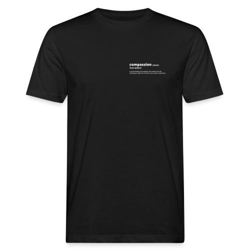 Compassion - Shirt (100% bio und fairtrade) - Männer Bio-T-Shirt