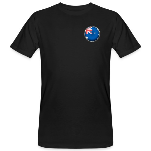 Australia - Men's Organic T-Shirt