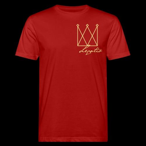 Legatio Script - Men's Organic T-Shirt