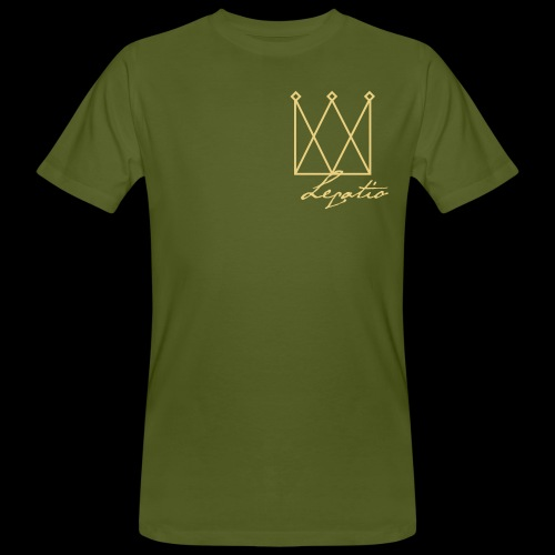 Legatio Script - Men's Organic T-Shirt