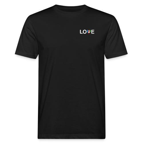 LO<3E - Männer Bio-T-Shirt