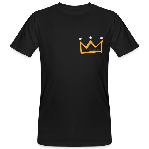I Wanna Go Win Crown - Shadow - Men's Organic T-Shirt