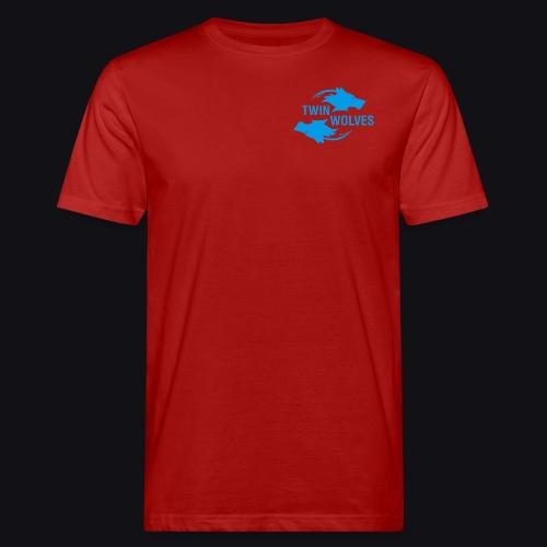 Twin Wolves Studio - T-shirt ecologica da uomo