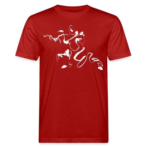 Kungfu - Deepstance Kung-fu figure - Men's Organic T-Shirt