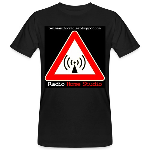 Home Studio Official - Miesten luonnonmukainen t-paita