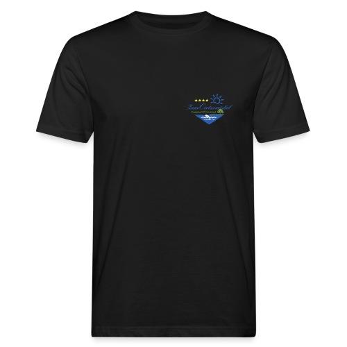 Camping macht Laune - Männer Bio-T-Shirt