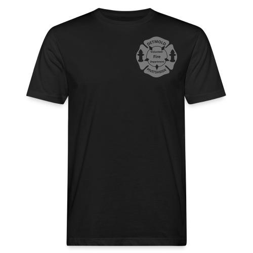 Lippe US Abzeichen - Männer Bio-T-Shirt