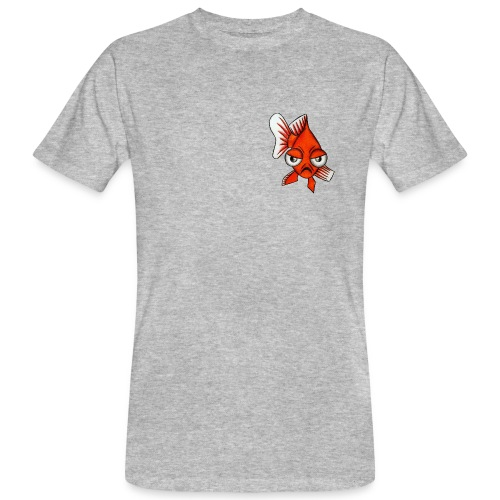Angry Fish - T-shirt bio Homme