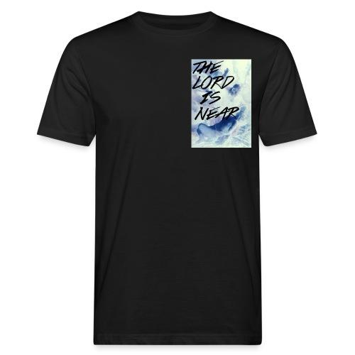 THE LORD IS NEAR - Ekologisk T-shirt herr